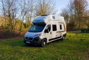Hire a motorhome in Bielefeld from private owners| Weinsberg  Cassiopeia