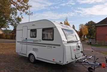 Hire a motorhome in Bötersen from private owners| Adria Aviva 360²