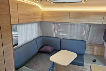 Hire a motorhome in Bötersen from private owners| Adria Altea 472 KP