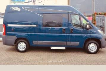 Hire a motorhome in Mosbach from private owners  Pössl  Fridolin