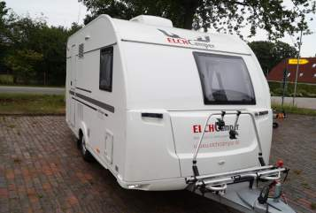 Hire a motorhome in Bötersen from private owners| Adria Grashüpfer