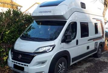 Hire a motorhome in Dachau from private owners| Weinsberg RASAMOBIL