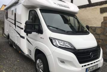 Hire a motorhome in Bad Berka from private owners| Mobilvetta Mona ihr`s