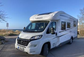 Hire a motorhome in Bad Berka from private owners| Mobilvetta Günther´s