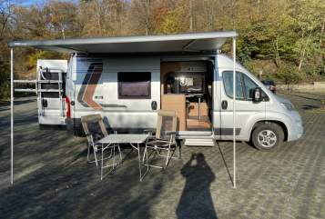 Hire a motorhome in Duisburg from private owners| FIAT Ducato Pepper