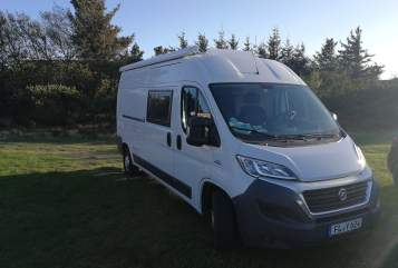 Hire a motorhome in Flensburg from private owners| Fiat Ducati