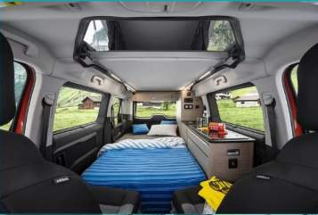 Hire a motorhome in Heilbronn from private owners| Pössl Goofy