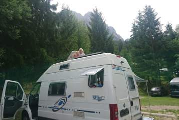Hire a motorhome in München from private owners| Fiat Ducato Nia