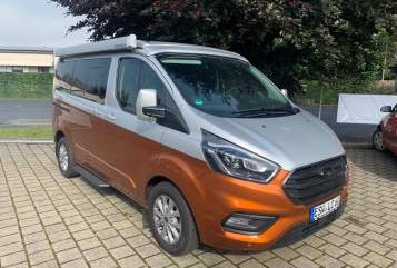 Hire a motorhome in Eschwege from private owners| Ford  Goldklümpchen
