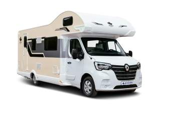 Hire a motorhome in Walluf from private owners| AHORN Stocki