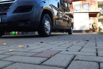Hire a motorhome in Maßbach from private owners| Pössl Hildegard