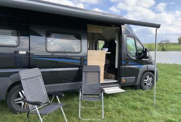 Hire a motorhome in Blaufelden from private owners| Knaus Wupsi