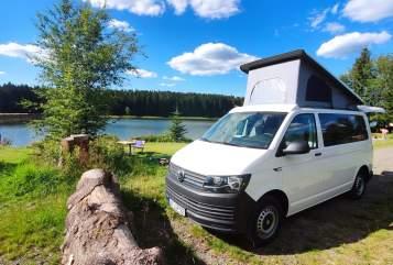 Hire a motorhome in Wolfenbüttel from private owners| VW Helge