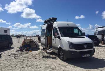 Hire a motorhome in Kiel from private owners| VW Ottokar