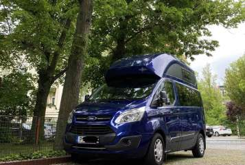 Hire a motorhome in Potsdam from private owners  Ford Ford Nuggs