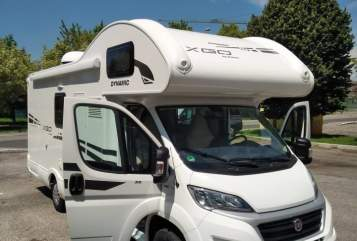Hire a motorhome in Bad Tölz from private owners| XGO Rimor 35 ONUR Automatik