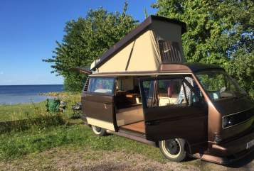 Hire a motorhome in Braunschweig from private owners| VW  Campi