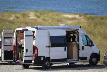 Hire a motorhome in Wuppertal from private owners  Citroen Jumper Rocinante