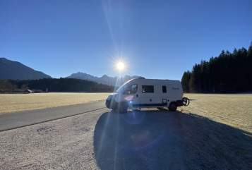 Hire a motorhome in Schondorf am Ammersee from private owners| Clever La Isla
