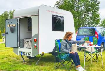 Hire a motorhome in Rostock from private owners| Tomplan Camper Tomi