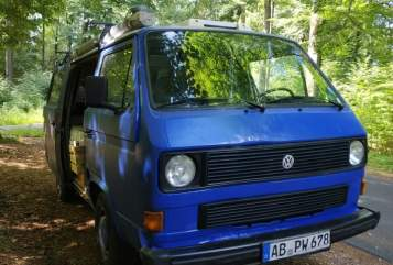 Hire a motorhome in Krombach from private owners  Volkswagen Möhre