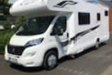 Hire a motorhome in Harsewinkel from private owners| X go Fiat Ducato 2,3 l Denver