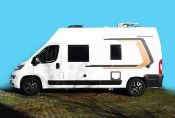 Hire a motorhome in Aschheim from private owners| Weinsberg  Weinsbergl 600