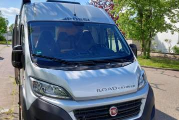 Hire a motorhome in Karlsruhe from private owners| Pössl Roady