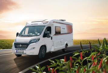 Hire a motorhome in Eschwege from private owners| Weinsberg Cara Compact Spencer