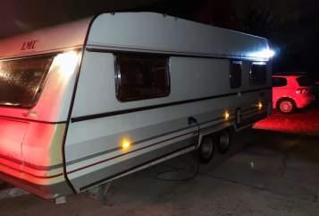 Hire a motorhome in Wegberg from private owners| LMC LMC-Camper