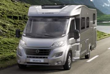 Hire a motorhome in Beselich from private owners| ADRIA MATRIX