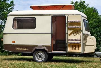 Hire a motorhome in Herdecke from private owners| Hymer Eriba  Eriba Touring