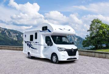Hire a motorhome in Beselich from private owners| AHORN AC 595