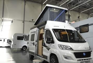 Hire a motorhome in Haar from private owners| Knaus BOXSTAR540 B