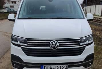 Hire a motorhome in Kirchheim an der Weinstraße from private owners| Volkswagen California Ocean T6.1 Cali Ocean