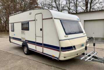 Hire a motorhome in Pfungstadt from private owners| Wilk Funny