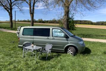 Hire a motorhome in München from private owners| VW Carlo T5