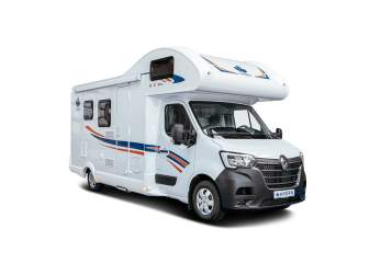 Hire a motorhome in Beselich from private owners| AHORN ECO 660