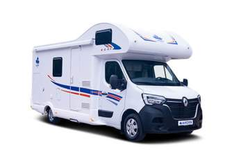 Hire a motorhome in Höhn from private owners| AHORN ECO 683
