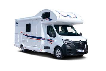 Hire a motorhome in Höhn from private owners| AHORN ECO 680