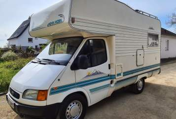 Hire a motorhome in Herford from private owners| Sven Hehn, Ford Transit 2.5 TD CoolCamper