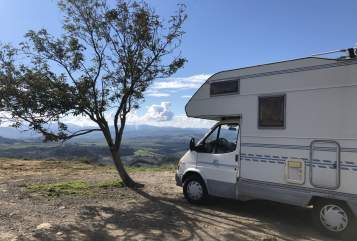 Hire a motorhome in Mannheim from private owners| Ford Rimor  Rimor
