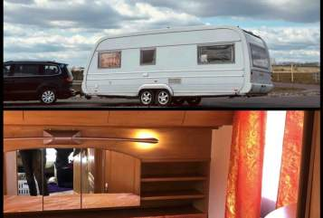 Hire a motorhome in Weimar from private owners| Tabbert Princesse