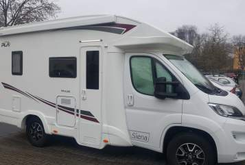 Hire a motorhome in Frankenthal from private owners  Citroen PLA 330 Siena Privilege Privilege