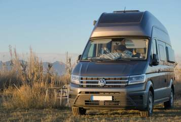Hire a motorhome in Hannover from private owners| VW Knut California