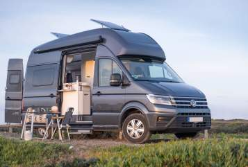 Hire a motorhome in Adelheidsdorf from private owners| VW Ubbe California