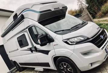 Hire a motorhome in Scharbeutz from private owners  Knaus Street XL