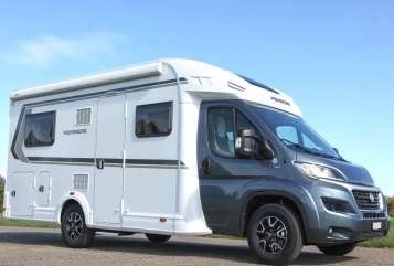 Hire a motorhome in Berlin from private owners  Weinsberg CaraOne Bj.2021