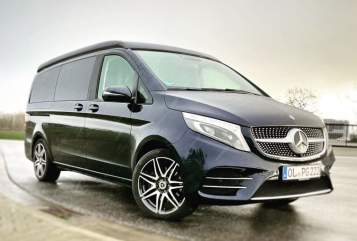 Hire a motorhome in Oldenburg from private owners  Mercedes Marco Polo 300d