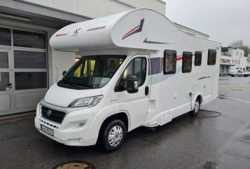 Hire a motorhome in Wuppertal from private owners| Fiat Emily